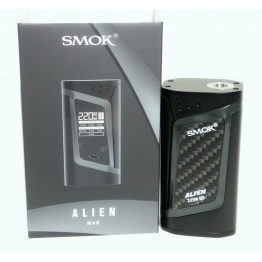 SMOK Alien 220W TC VW APV Box Mod Gun Metal