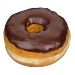 Chocolate Glazed Doughnut (Capella)- шоколадный пончик