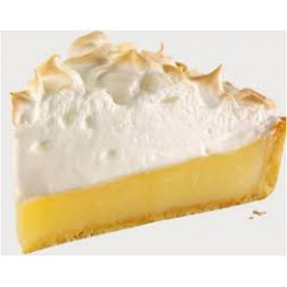 Lemon Meringue Pie (Capella)-лимонный пирог с бизе