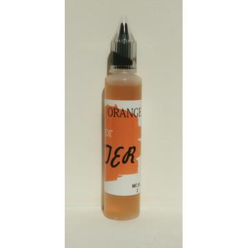 Orange flamaster e-liquid