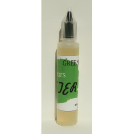 Green flamaster e-liquid