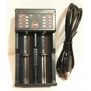 Зарядное устройство Lii-202 2*18650