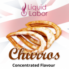 Ароматизатор SPANISH CHURROS (Liquid Labor) EU
