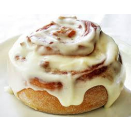 BAKED CINNAMON ROLL  Flavors (OneStop) USA