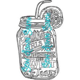 Sweet Southern Tea Flavors  (OS) USA