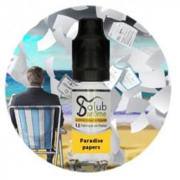 Ароматизатор Paradise papers (solub arome)