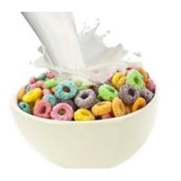 Fruit Circles With Milk (TPA) Flavor Concentrate-фруктовые кольца с молоком